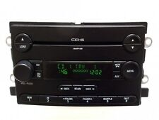 04 05 06 FORD F150 Truck 500 Freestyle MERCURY Montego 6 MP3 CD Player Radio OEM