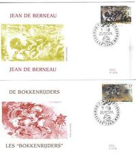 FDC 2693/94 - EUROPA. VERHALEN EN LEGENDEN - Machelen