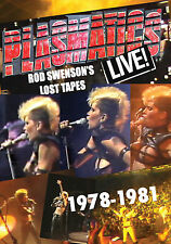 PLASMATICS WENDY O WILLIAMS New Sealed 2017 UNRELEASED LIVE 1978 -81 CONCERT DVD