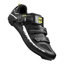 Mavic Aksium Elite Road Shoe 2015, Black/White - UK Size 8