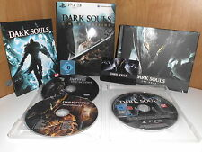 Dark Souls Limited Edition Artbook Soundtrack CD Making of DVD PS3 Playstation 3