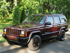 Jeep: Cherokee Sport 4WD 4X4 TOW PACKAGE! NEW HEADLINER!