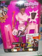 MATTEL BARBIE GENERATION FILLES GIRLS FILLES GIRL NICHELLE BAMBOLA DOLL POUPEE