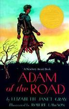 Adam of the Road by Elizabeth Janet Gray and Elizabeth J. Gray (1942, Hardcover)