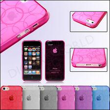 500x Nuevo Diseñador Gel Elegante Estuche iPhone SE 5S 5 Colores A Granel Mayorista JOBLOT