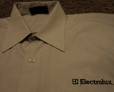 Mens ELECTROLUX Vacuum Parts Accessories Appliances Long Sleeve Shirt Medium