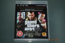 ** grand theft auto iv & episodes from liberty city the complete edition ps 3 **