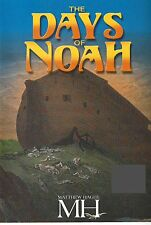 The Days of Noah - 4 Cd Set by Matthew Hagee