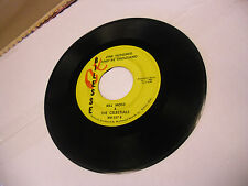 Bill Moss Everything Is Going To Be/One Hundred and  45 RPM Bilesse Records VG-