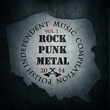 Polish Independent Music Compilation Vol. 1 (CD) 2013 NEW