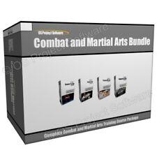Combate Y Artes Marciales Mano a Mano curso de formación Bundle