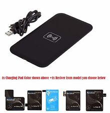 Wireless External charger Charging Pad Receiver for Samsung galaxy & Note 2 3