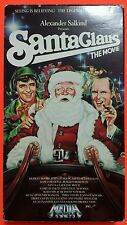 Alexander Salkind Presents Santa Claus The Movie VHS Media Video Treasures