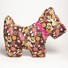 Sass & Belle Ruby Scottie Dog Cushion