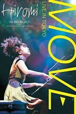 HIROMI: THE TRIO PROJECT - MOVE LIVE IN TOKYO (NEW DVD)