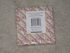 Kentucky Derby Party Supplies 20 ct 2-ply Beverage Napkin (New In Packs)