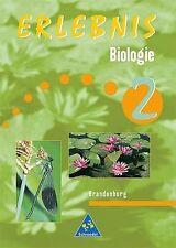 Erlebnis Biologie - Ausgabe 1999 für Brandenburg, Mecklenburg-Vorpommern und Thü