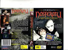 Nosferatu:A Symphony of Horror-1922-Max Schreck- Movie-DVD