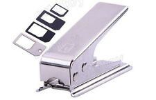 COUPEUR DE CARTE SIM CUTTER DECOUPE MICRO SIM POUR IPHONE 4/ IPAD  5 S 5 C
