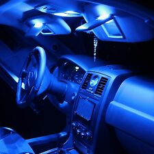 VW Golf 4 IV GTI GT R32 - 7 LED SMD - Blue - Interior Lighting Set