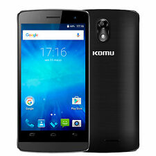 "Komu Mini Plus Nero smartphone dual sim android 5 Lollipop Display 4"" 1GB + 8GB"