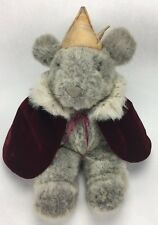Francesca Hoerlein Vtg Nutcracker Rat King Plush Maas Bros 1990 Stuffed Animal