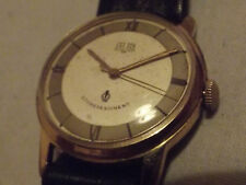 Rare Gub Glashütte Glashutte Q1 chronometer,caliber GUB 60.3,working,serviced