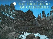 The High Sierra of California (2002, Hardcover)