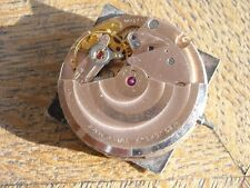 FELSA AUTOMATIC movement cal. 1560 for parts rose gold plated.