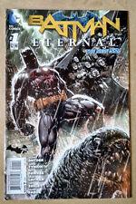 BATMAN ETERNAL #1 - FIRST PRINT DC COMICS (2014) ROBIN BATGIRL