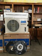 9,000 BTU Ductless Mini Split Air Cooling & Heating 3/4 Ton, Super Efficient