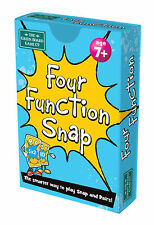 Four Function Snap + Pairs Card Game BrainBox - Maths Learning Teaching Resource