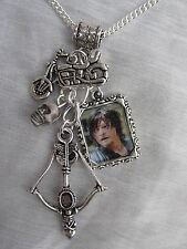 THE WALKING DEAD DARYL DIXON CHARMS NECKLACE