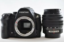 [Exc⁺⁺] PENTAX K-30 (w/ 18-55mm lens) 16.3 MP Black Digital SLR Camera