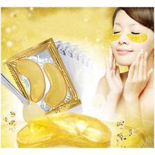 10 Paar Crystal Collagen Gold Eye Mask Augenpads Anti Aging Feuchtigkeitsmaske