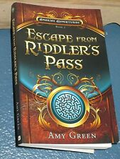 Escape from Riddler's Pass by Amy Green *COMBINE SHIP 10 PB $6.25* 9781593174330