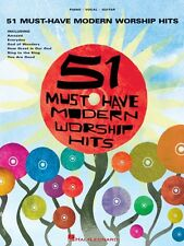 51 Must-Have Modern Worship Hits Sheet Music Piano Vocal Guitar SongBo 000311428