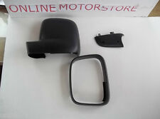 VOLKSWAGEN WING MIRROR -DOOR MIRROR CAP CASING- TRANSPORTER T5- CADDY -PASSENGER