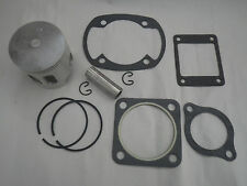 Yamaha G1 2-Cycle Gas Golf Cart Top End Piston Kit w/ Gaskets Standard Bore