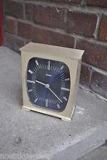 Original HERMLE Horloge Années 60 70, Cheminée, Horloge De Table-debout Horloge