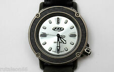 FOSSIL LE Pro watch FL-1101B titanium & carbon men's quartz watch. New Old Stock