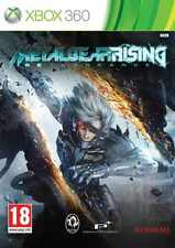 NEUF - jeu METAL GEAR RISING REVENGEANCE xbox 360 francais game spiel juego NEW