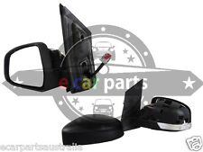 FORD FOCUS LV 03/09 - 03/11 LEFT HAND SIDE DOOR MIRROR ELECTRIC WITH INDICATOR