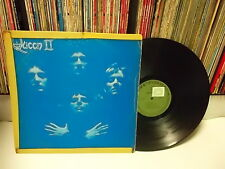 QUEEN -Queen II KOREA 1st Pressed YEGRIN LP Blue CVR Green Label W/Customs Stamp