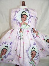 Dress to fit American Girl Doll - Tiana from The Princess and the Frog - Disney