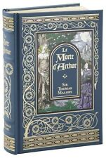 NEW Le Morte d'Arthur by Sir Thomas Malory Leather Bound Stories of King Arthur