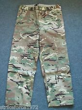 "NEW - MTP Multicam Zip Leg Goretex Waterproof Trousers - 85/112/128 - 45"" Waist"