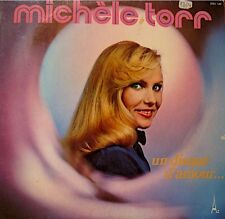 MICHELE TORR un disque d'amour LP 1974 vague bleue VG++