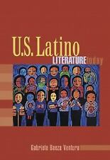 U.S. Latino Literature Today