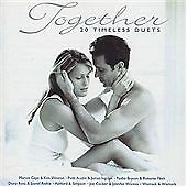 Various TOGETHER 20 TIMELESS DUETS-CLAY & BELL,MARVIN GAYE & WESTON,HALL & OATES